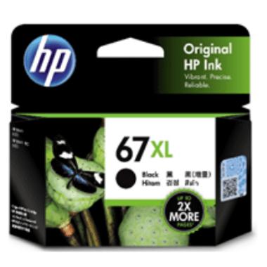 HP 67XL Black Ink Cartridge (Original)