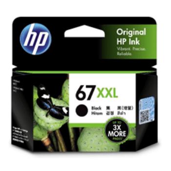 HP 67XXL Black Ink Cartridge (Original)
