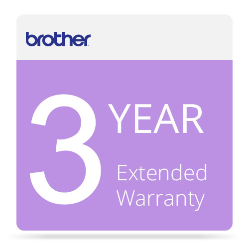 Brother 3 Year Extended Warranty