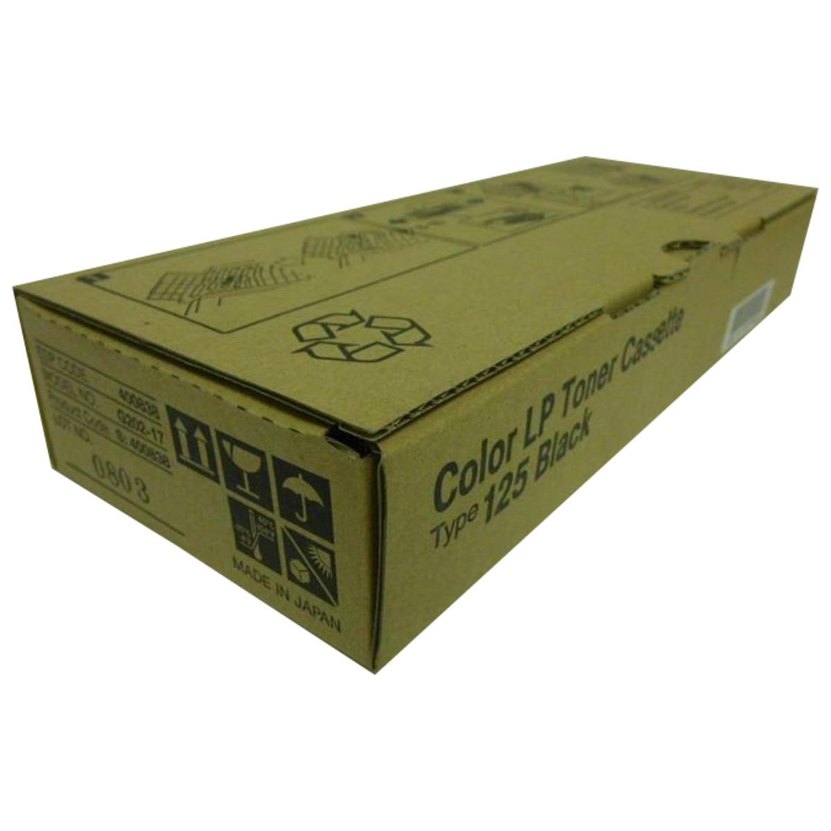 Lanier 400-838 Black Toner Cartridge