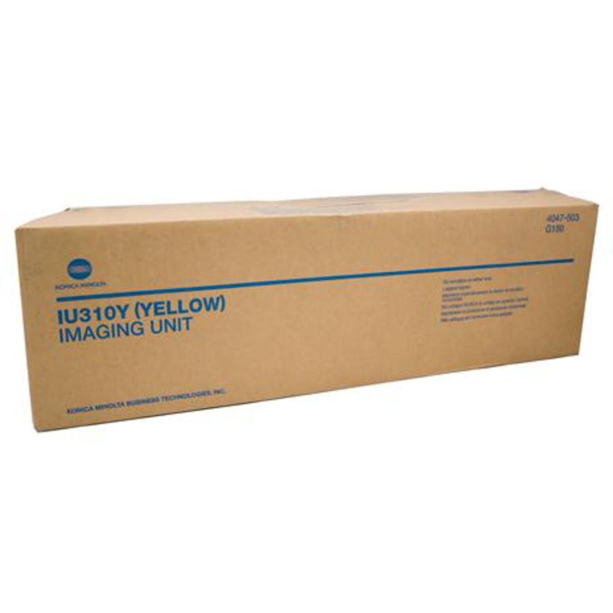 Konica Minolta 4047-503 Yellow Drum Unit