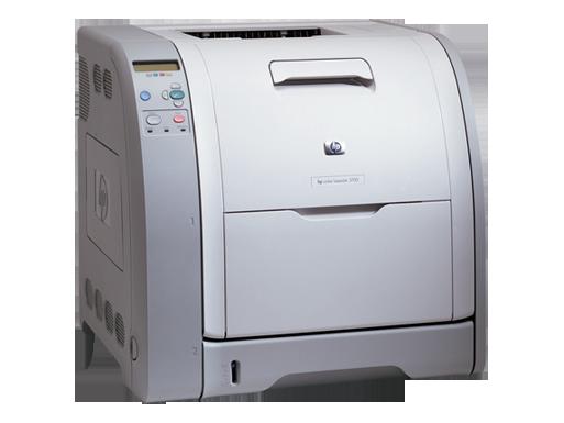 HP Colour Laserjet 3700 Laser Printer