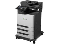 Lexmark CX825dte Colour A4 Multi Function Printer