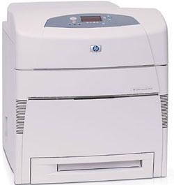 HP Colour Laserjet 5500 Laser Printer