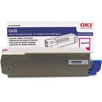 OKI C610 Magenta Toner Cartridge