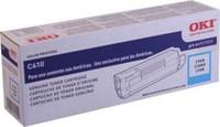OKI C610 Cyan Toner Cartridge