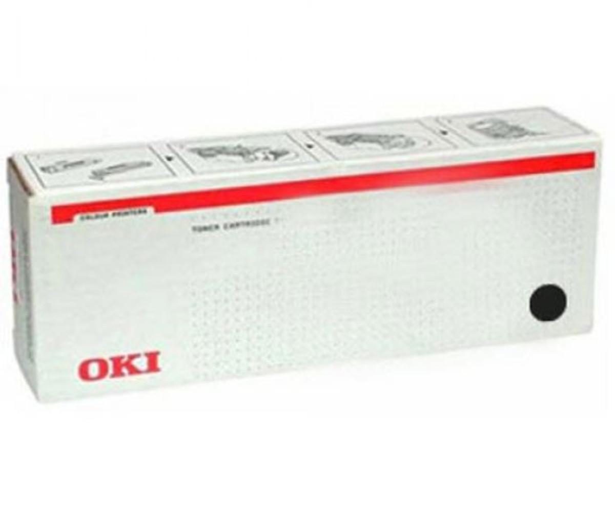 Oki 44708001 Black Toner Cartridge