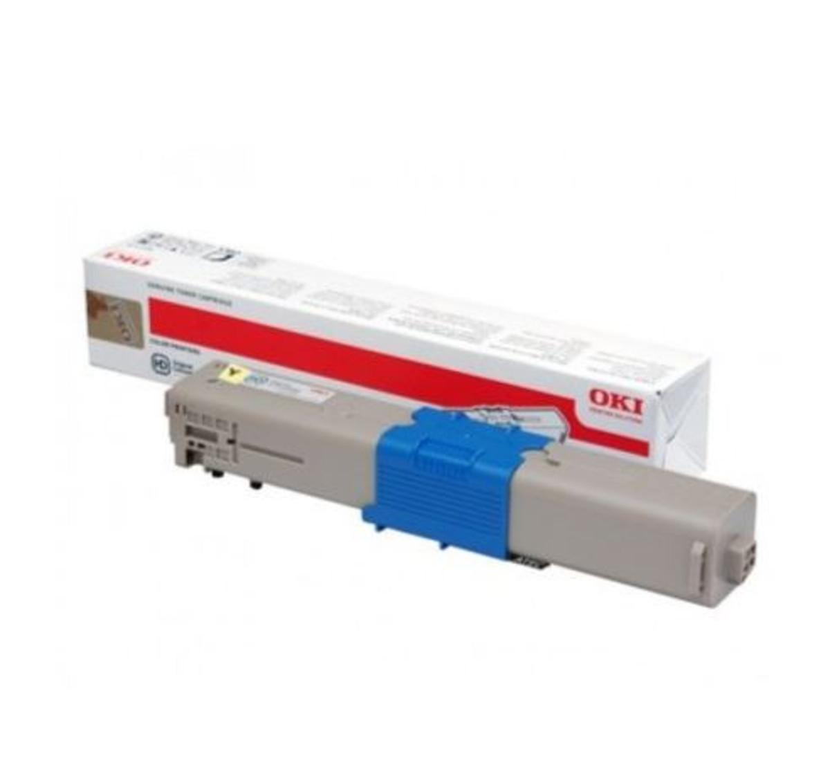 Oki 44973545 Yellow Toner Cartridge