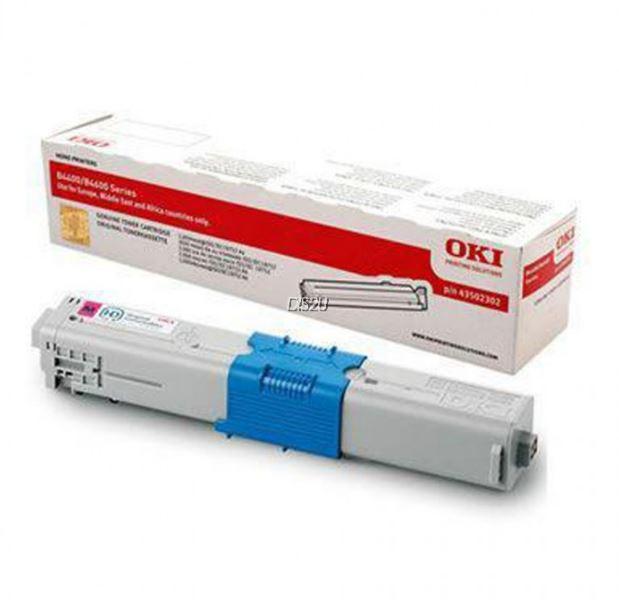 OKI C301 Magenta Toner Cartridge (Original)