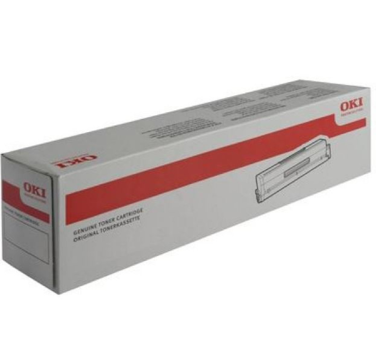 OKI 44992407 Black Toner Cartridge