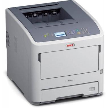 Oki B721DN Mono Laser Printer