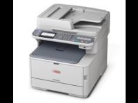 Oki MB562DNW Mono Laser Printer