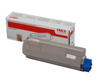 OKI 45807112 Black Toner Cartridge - High Yield