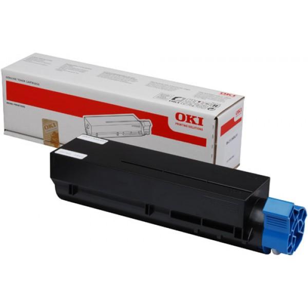 OKI MC873 Cyan Toner Cartridge (Original)