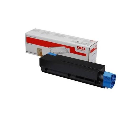 OKI MC853 Cyan Toner Cartridge (Original)