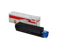 OKI MC853 Black Toner Cartridge (Original)