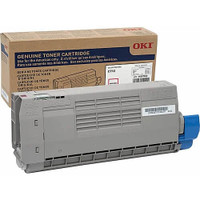 OKI 46507610 Magenta Toner Cartridge