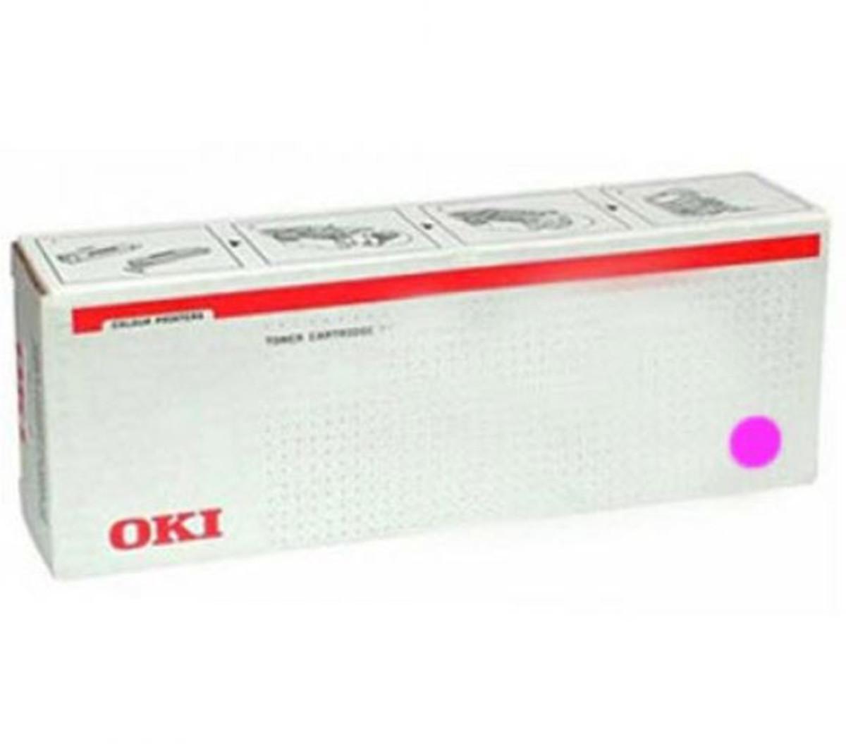 Oki 46508718 Magenta Toner Cartridge