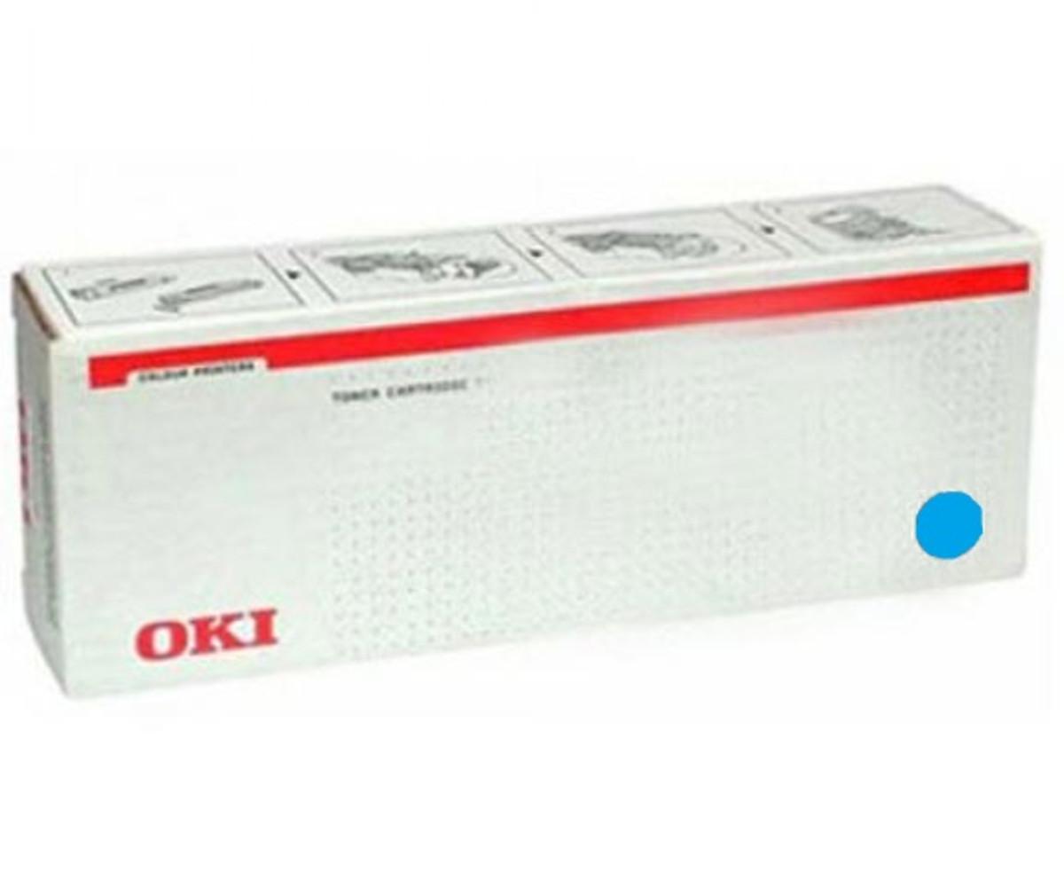 Oki 46508719 Cyan Toner Cartridge