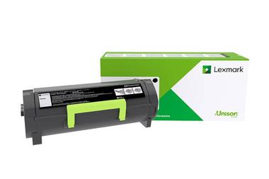 Lexmark 503H Black Toner Cartridge (Original)