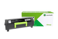 Lexmark 503H Black Toner Cartridge - High Yield