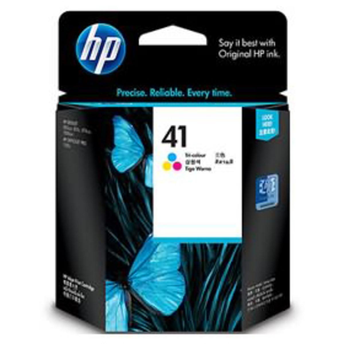 HP 41 (51641AA) Colour Ink Cartridge