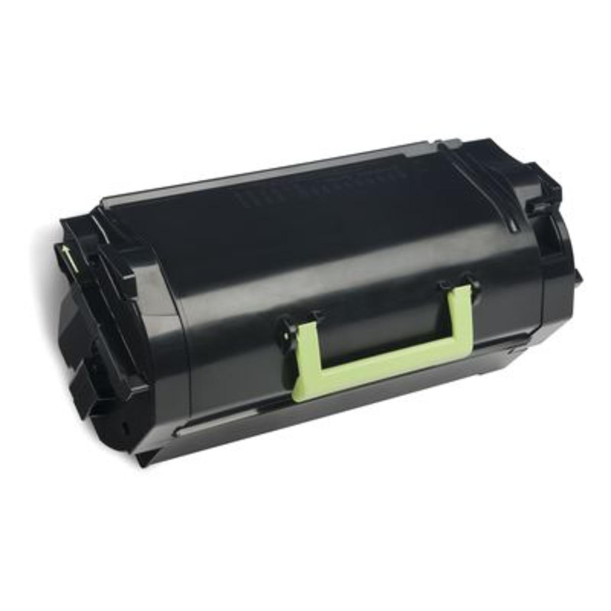 Lexmark 623X Black Toner Cartridge - High Yield