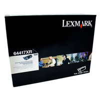 Lexmark 64417XR Prebate Toner Cartridge