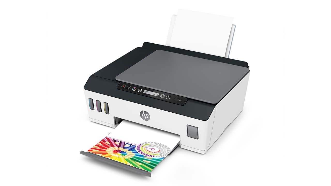 HP Smart Tank Plus 551 Wireless All-in-One