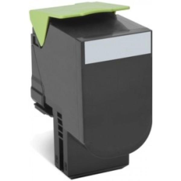 Lexmark 708X Black Toner Cartridge (Original)