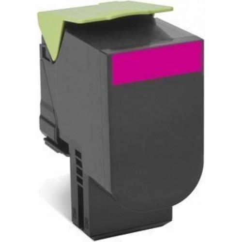 Lexmark 708X Magenta Toner Cartridge (Original)