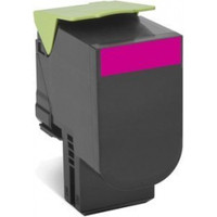 Lexmark 708XM Magenta Toner Cartridge - High Yield