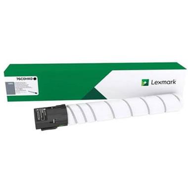 Lexmark 76C0HK0 Black Toner Cartridge (Original)