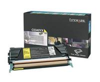 Lexmark 78C6UYE Yellow Toner Cartridge