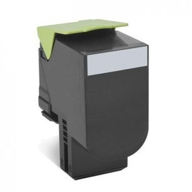 Lexmark 808 Black Toner Cartridge (Original)