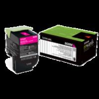 Lexmark 808M Magenta Toner Cartridge