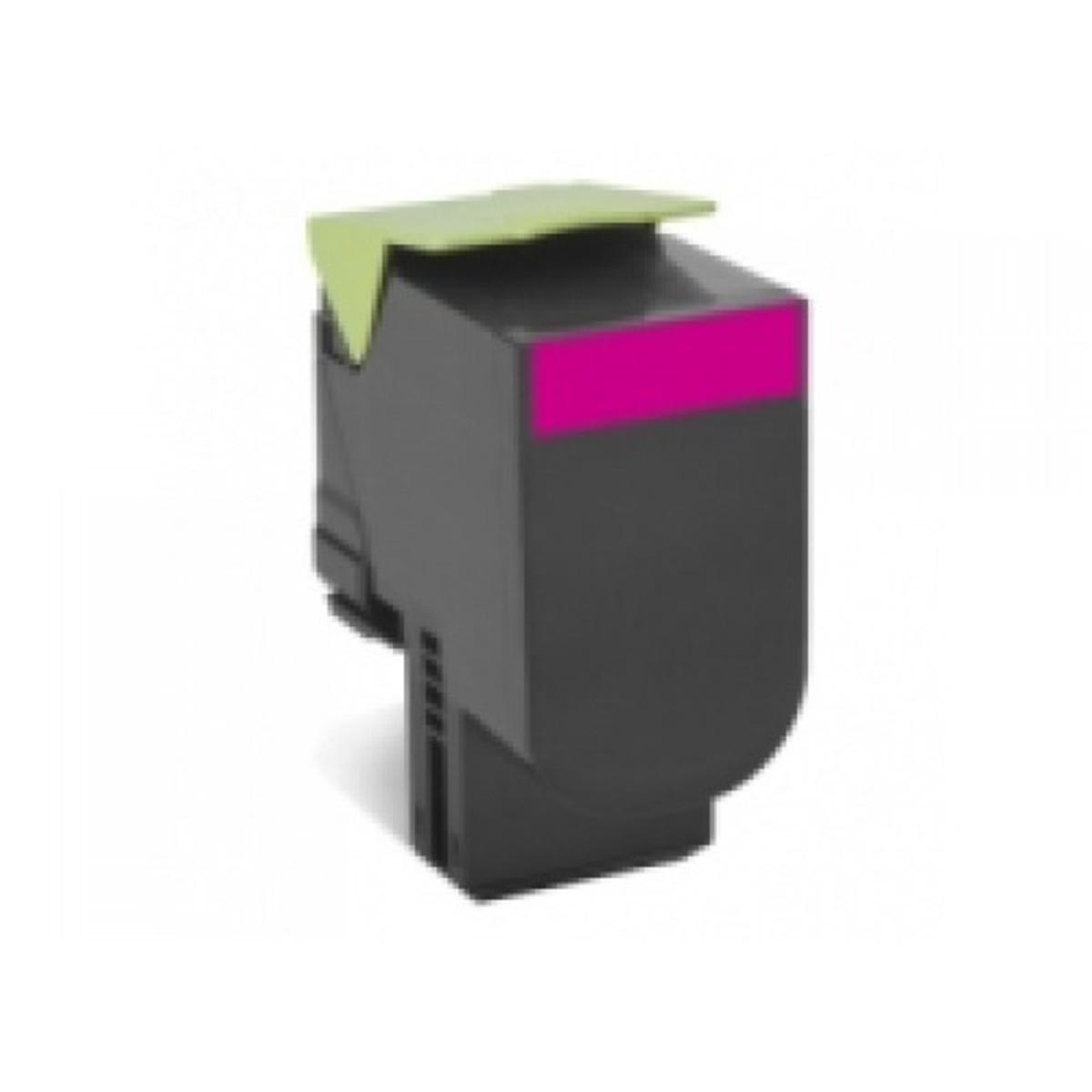 Lexmark 808SM Magenta Toner Cartridge