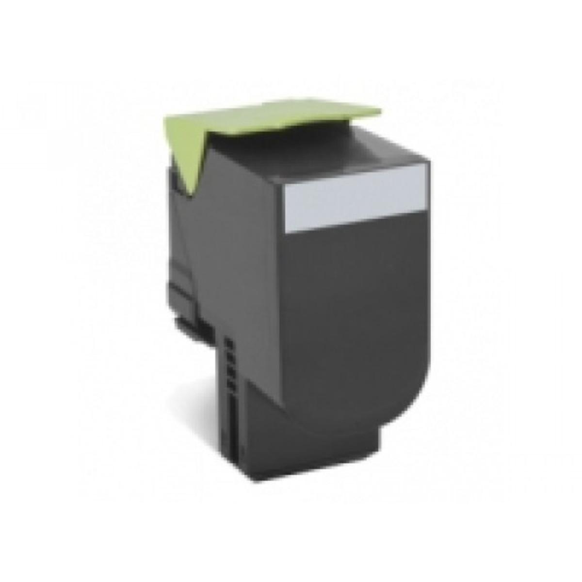 Lexmark 808XK Black Toner Cartridge - High Yield