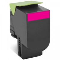 Lexmark 808XM Magenta Toner Cartridge - High Yield