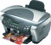 Epson Stylus Photo rx510 Inkjet Printer