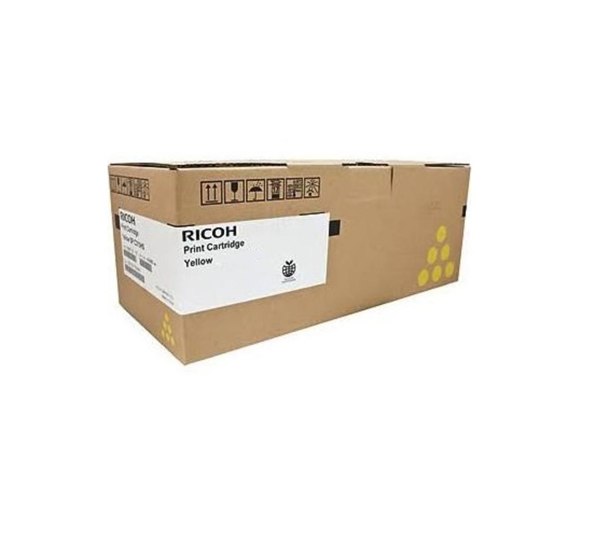 Ricoh 841704 Yellow Toner Cartridge
