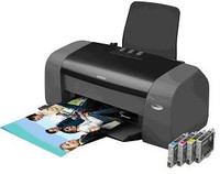 Epson Stylus C67 Inkjet Printer