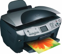 Epson Stylus Photo rx630 Inkjet Printer