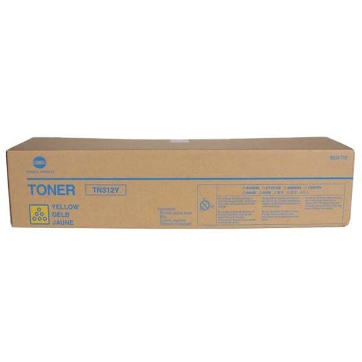 Konica Minolta 8938-706 Black Copier Cartridge