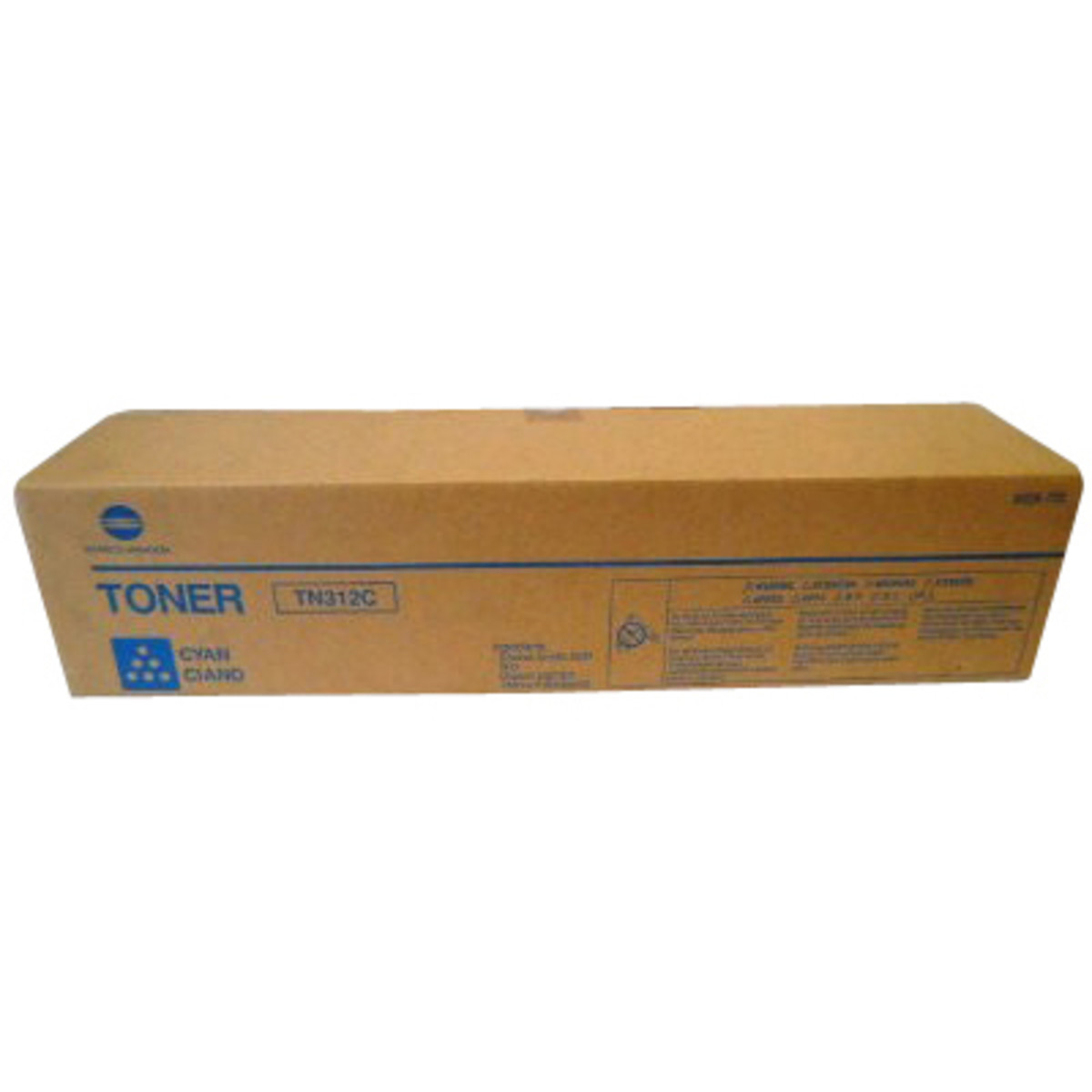 Konica Minolta 8938-708 Black Copier Cartridge