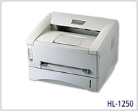 Brother HL 1250 Laser Printer