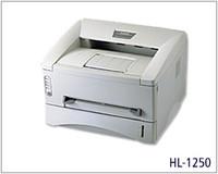 Brother HL 1250 Laser Printer