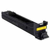 Konica Minolta A0DK292 Yellow Toner Cartridge