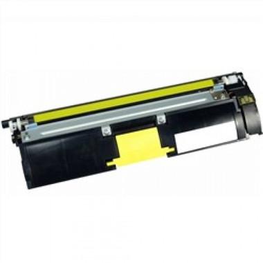 Konica Minolta A0V306K Yellow Toner Cartridge - High Yield