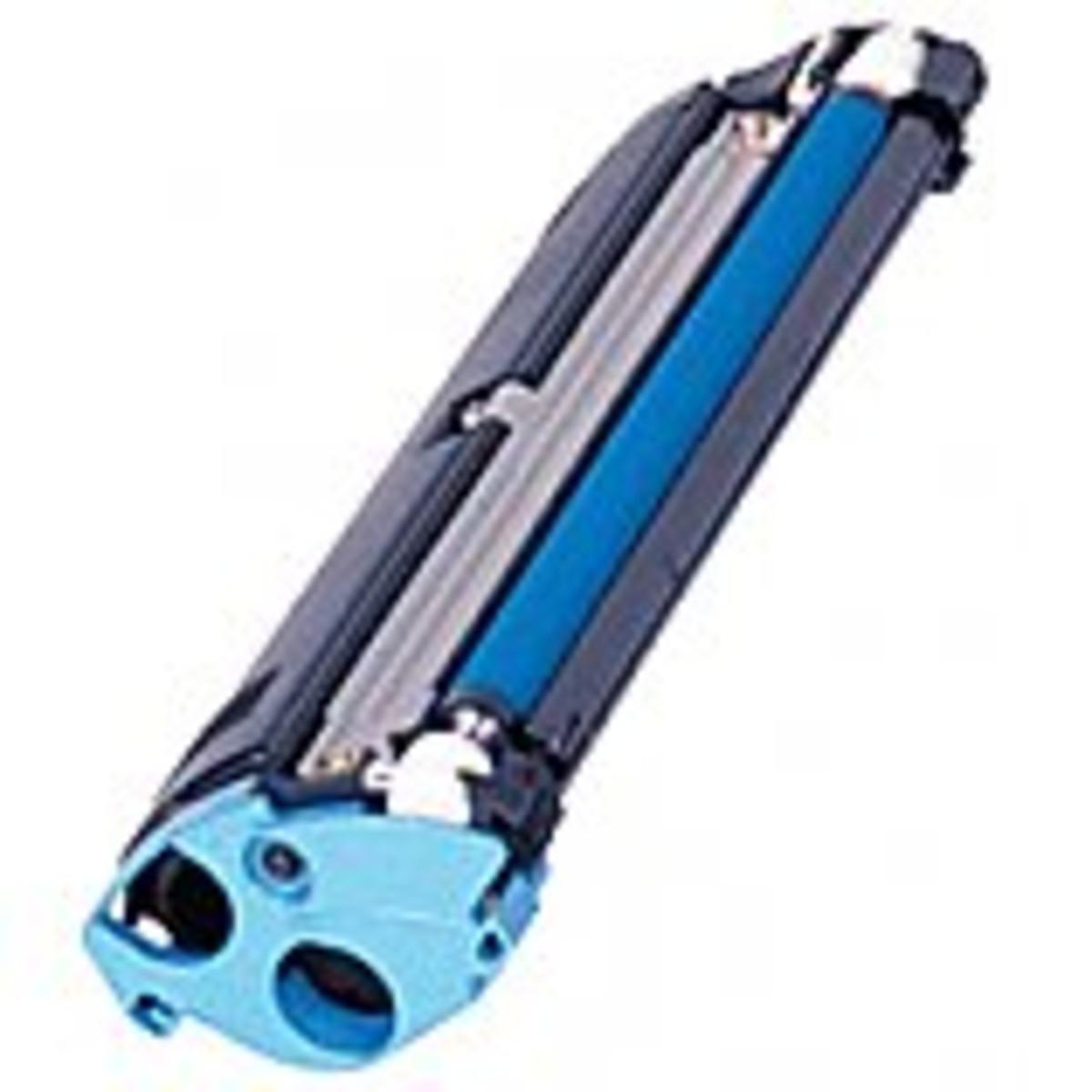 Konica Minolta A0V30HK Cyan Toner Cartridge - High Yield